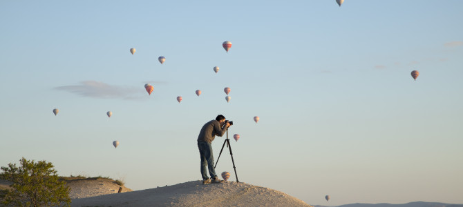 Goreme Turkey – Photographing Cappadocia's Hot Air Balloons